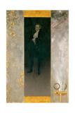 Actor Josef Lewinsky as Carlos, 1895 Giclée-Druck von Gustav Klimt