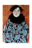 Portrait of Johanna Staude, 1917-1918 Impressão giclée por Gustav Klimt
