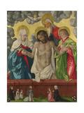 The Trinity and Mystic Pietà, 1512 Giclee Print by Hans Baldung