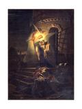 The Deliverance of Saint Peter, 1806 Giclée-Druck von Alexander Lavrentievich Vitberg