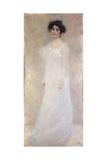 Portrait of Serena Lederer, 1899 Giclée-Druck von Gustav Klimt