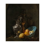 Still Life with Silver Jug, C. 1655-1656 Giclee Print by Willem Kalf