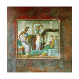 Marriage of Mars and Venus, 1st Century Giclée-Druck