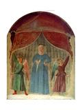 Madonna Del Parto, Ca 1460 Giclee Print by  Piero della Francesca