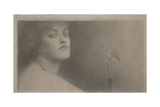 Study for L'Offrande (The Offering), 1891 Giclee Print by Fernand Khnopff