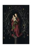 The Virgin of the Dry Tree, Ca 1465 Lámina giclée por Petrus Christus