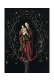 The Virgin of the Dry Tree, Ca 1465 ジクレープリント : ペトルス・クリストゥス