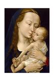 Virgin and Child, after 1454 Reproduction procédé giclée par Rogier van der Weyden