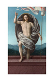 Christ Rising from the Tomb, C.1540 Giclée-tryk af Gaudenzio Ferrari