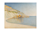 Cassis, Cap Lombard, Opus 196, 1889 Giclee Print by Paul Signac