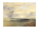 Margate, from the Sea, Ca 1835 Gicléedruk van J. M. W. Turner