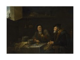 The Parable of the Rich Fool, 1648 Giclée-Druck von David Teniers the Younger