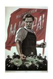 We Need Peace!, 1950 Giclee Print by Viktor Borisovich Koretsky