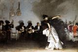 El Jaleo, 1882 Giclée-tryk af John Singer Sargent