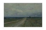 The Vladimirka Road, 1892 Giclee Print by Isaak Ilyich Levitan