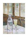 Café Table with Absinth, 1887 Giclée-Druck von Vincent van Gogh