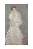 Portrait of Hermine Gallia, 1904 Giclée-Druck von Gustav Klimt