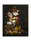 Victorian Bouquet, C. 1850 Giclee Print by Severin Roesen