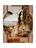 The Theatre in Taormina, 1884-1888 Impressão giclée por Gustav Klimt
