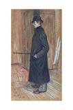 Gaston Bonnefoy, 1891 Lámina giclée por Henri de Toulouse-Lautrec