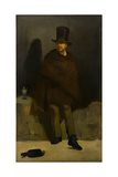 The Absinthe Drinker, 1859 Giclee Print by Edouard Manet
