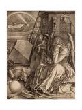 Melencolia I, 1514 Giclée-Druck von Albrecht Dürer