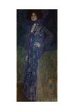 Portrait von Emilie Floege, 1902 Giclée-Druck von Gustav Klimt