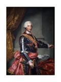 Charles III of Spain, Ca 1761 Giclee Print by Anton Raphael Mengs