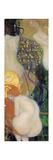 Goldfish, 1901-1902 Giclée-Druck von Gustav Klimt