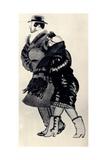 Nepmen, 1920S Giclee Print by Dmitri Nikolayevich Kardovsky