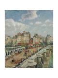 The Pont-Neuf, 1902 Reproduction procédé giclée par Camille Pissarro