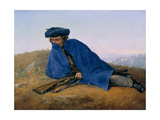 Outpost Duty, 1829 Giclee Print by Georg Friedrich Kersting