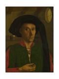 Edward Grimston, 1446 Lámina giclée por Petrus Christus