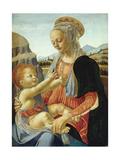 The Virgin and Child Giclée-Druck von Andrea del Verrocchio
