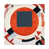 Proun, Ca 1923 Giclee-trykk av El Lissitzky