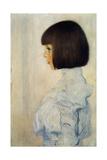 Portrait of Helene Klimt, 1898 Giclée-Druck von Gustav Klimt