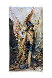 The Voices, C. 1880 Giclee Print by Gustave Moreau
