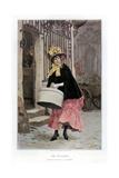 The Milliner, 1890 Giclee Print by Frederik Hendrik Kaemmerer