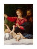 Madonna of Loreto, C.1508 Giclee Print by  Raphael