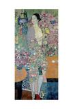 The Dancer, Ca 1916-1918 Giclée-Druck von Gustav Klimt