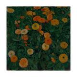 Marigolds, 1909 Reproduction procédé giclée par Koloman Moser