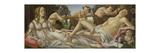 Venus and Mars, Ca 1485 Giclée-Druck von Sandro Botticelli