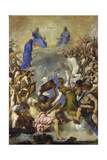 Gloria, 1551-1554 Giclée-tryk af  Titian (Tiziano Vecelli)