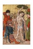 The Martyrdom of Saint Sebastian, Ca. 1470-1480 Gicléetryck