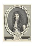 Louis XIV, King of France (1638-171), 1664 Reproduction procédé giclée par Robert Nanteuil