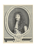 Louis XIV, King of France (1638-171), 1664 Giclee Print by Robert Nanteuil