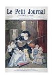 Sarabande, 1895 Giclee Print by Ferdinand Roybet