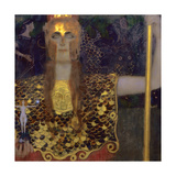 Pallas Athena, 1898 Giclée-Druck von Gustav Klimt