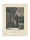J'Ai Perdu!, 1824 Giclee Print by Adolphe Roehn