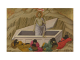 The Resurrection (From the Basilica of Santa Croce, Florenc), C. 1324-1325 Giclee Print by Ugolino Di Nerio
